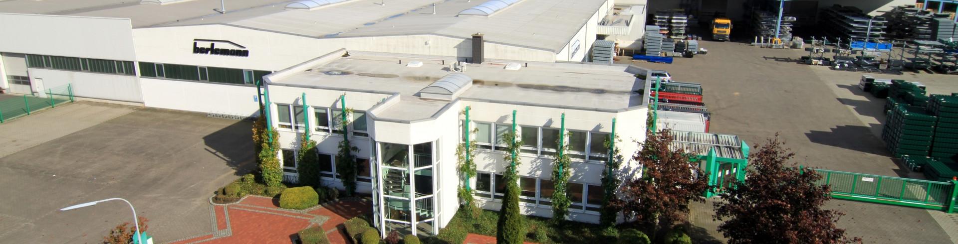 Luftbild Verwaltung Berlemann
