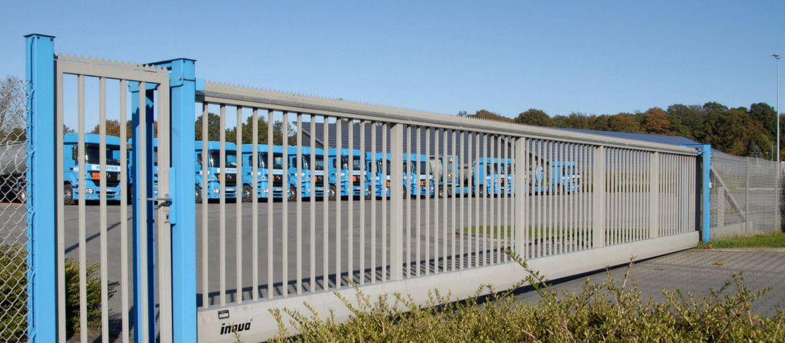 INOVA Sliding Gate Industrial