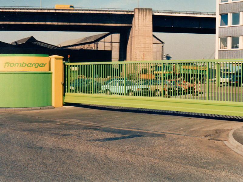 Berlemann Sliding gate