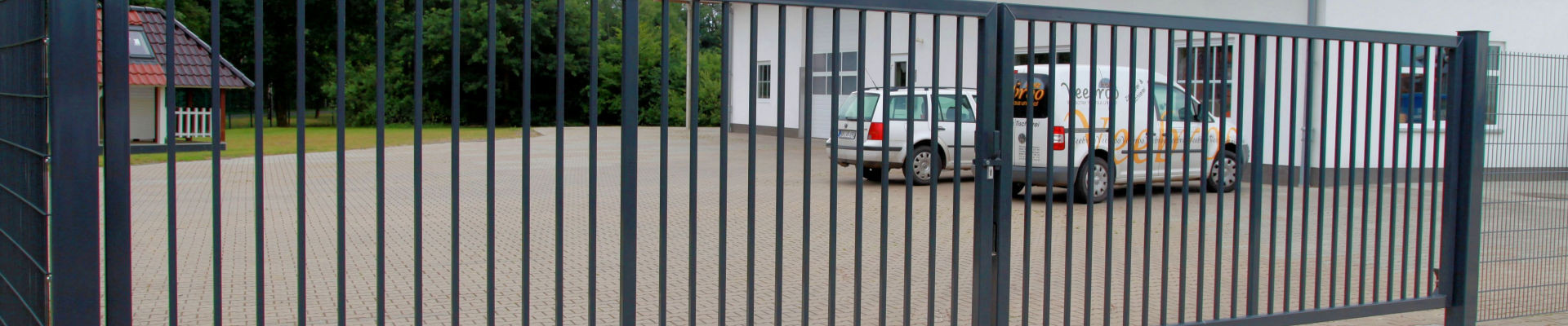 INOVA Swing Gate Industrial
