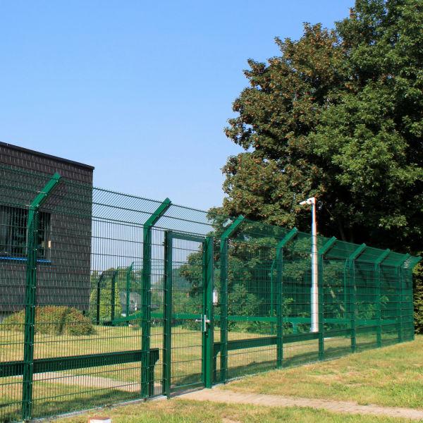 Elektronisch überwachter Zaun INOVA PeriNet von Berlemann