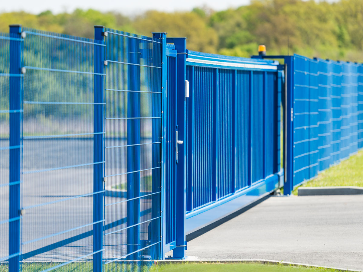 INOVA Industrial Sliding Gate