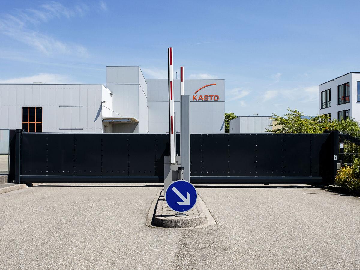 INOVA Telescopic Sliding Gate