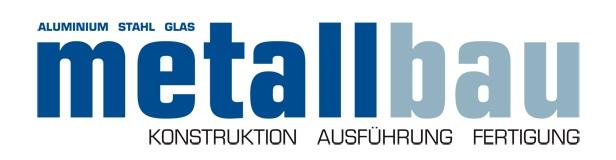 Logo Metallbau Magazin