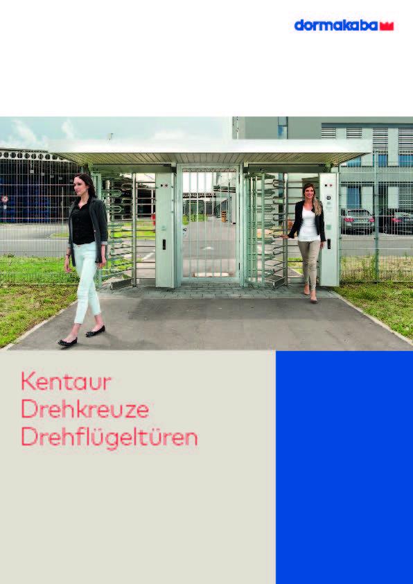 Kentaur FTS Drehkreuze